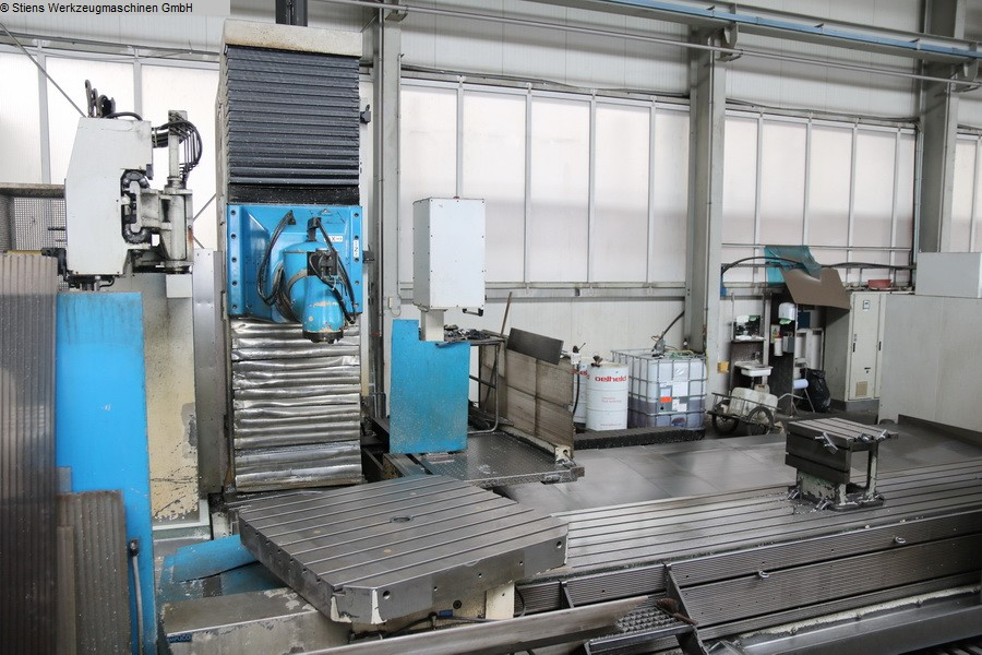 Travelling column milling machine ANAYAK HVM 7000