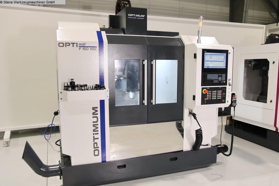 gebrauchte Bohrwerke / Bearbeitungszentren / Bohrmaschinen Bearbeitungszentrum - Vertikal OPTIMUM OPTImill F 150 HSC