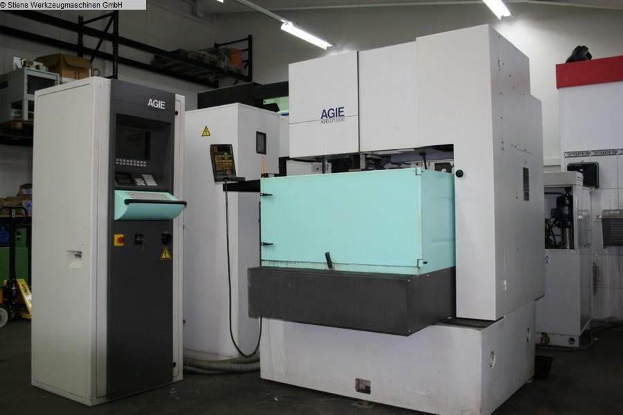 gebrauchte Erodiermaschinen Drahterodiermaschine AGIE Agiecut 200 D