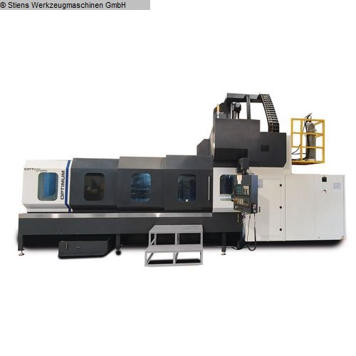 gebrauchte Fräsmaschinen Portalfräsmaschine OPTIMUM OPTImill FP 4200