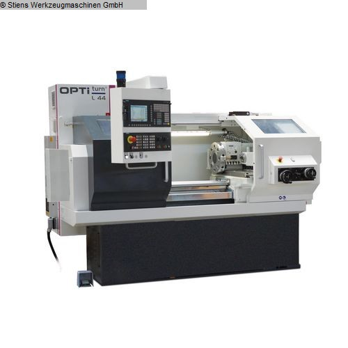 used  CNC Lathe OPTIMUM OPTIturn L 44