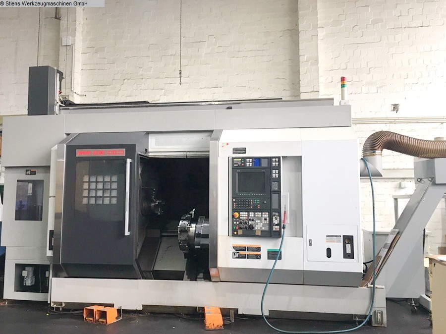 used  CNC Turning- and Milling Center MORI SEIKI NZ 1500 T2