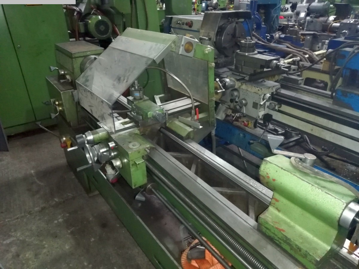 used  Center Lathe MONDIALE Celtic 14