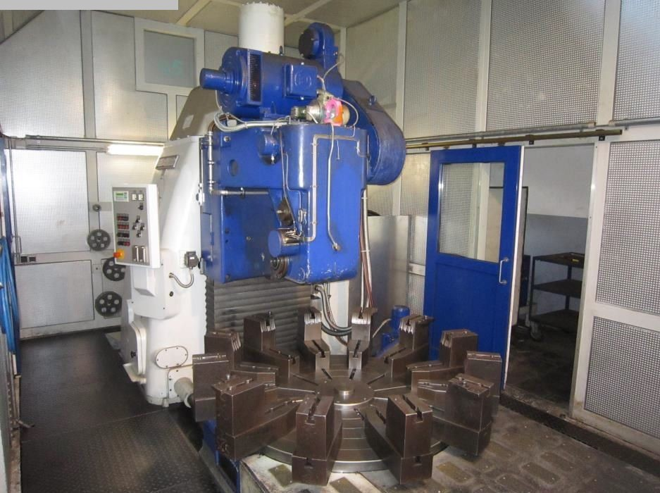 used  Gear Hobbing Machine - Vertical LIEBHERR ET 1500