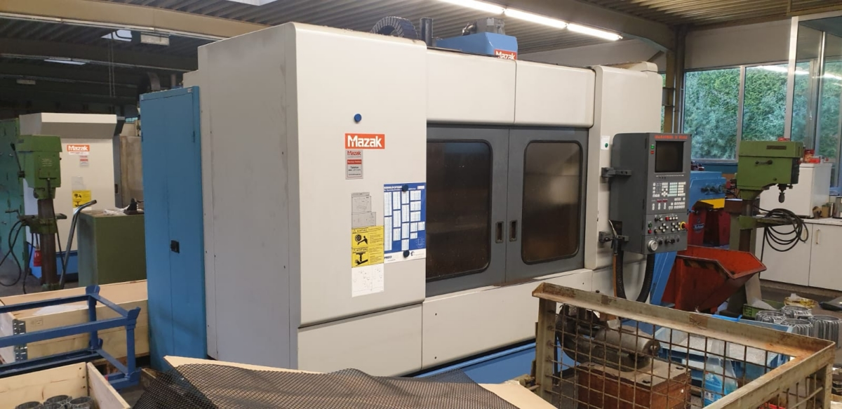 used  Machining Center - Vertical MAZAK VTC 20 B