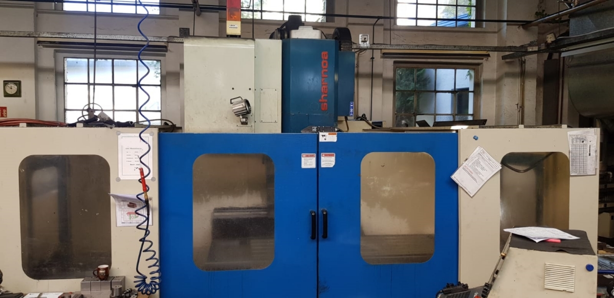 used  milling machining centers - vertical SHARNOA HPM 60