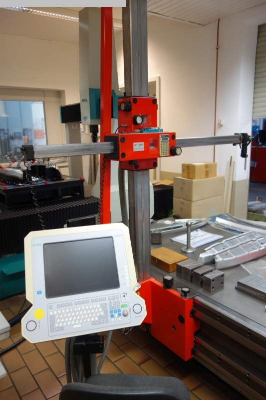 used Other machines Measuring Machine ZETT-MESS AMS 14/12