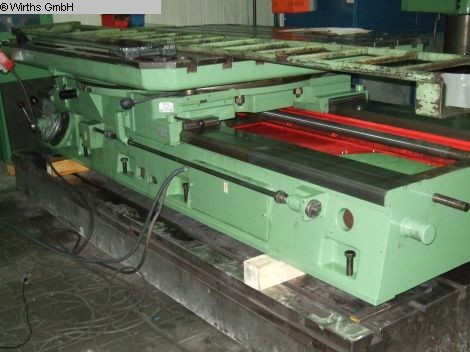used Other accessories for machine tools Rotary Table - Boring SCHIESS