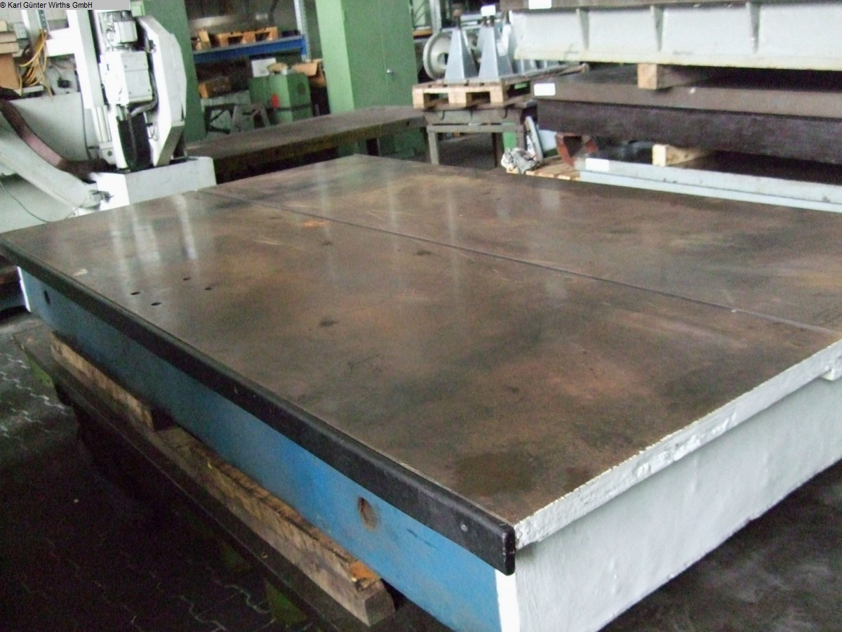 used Other accessories for machine tools Surface Plate JFA JOHANN FISCHER AP 2/3,5