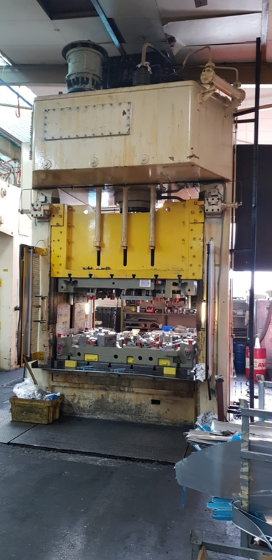 used Presses Double Column Drawing Press -Hydr. SMG