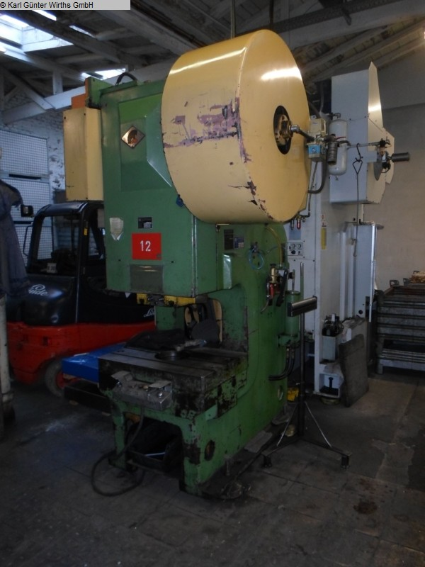 used Presses Eccentric Press - Single Column STANKOIMPORT K 2130