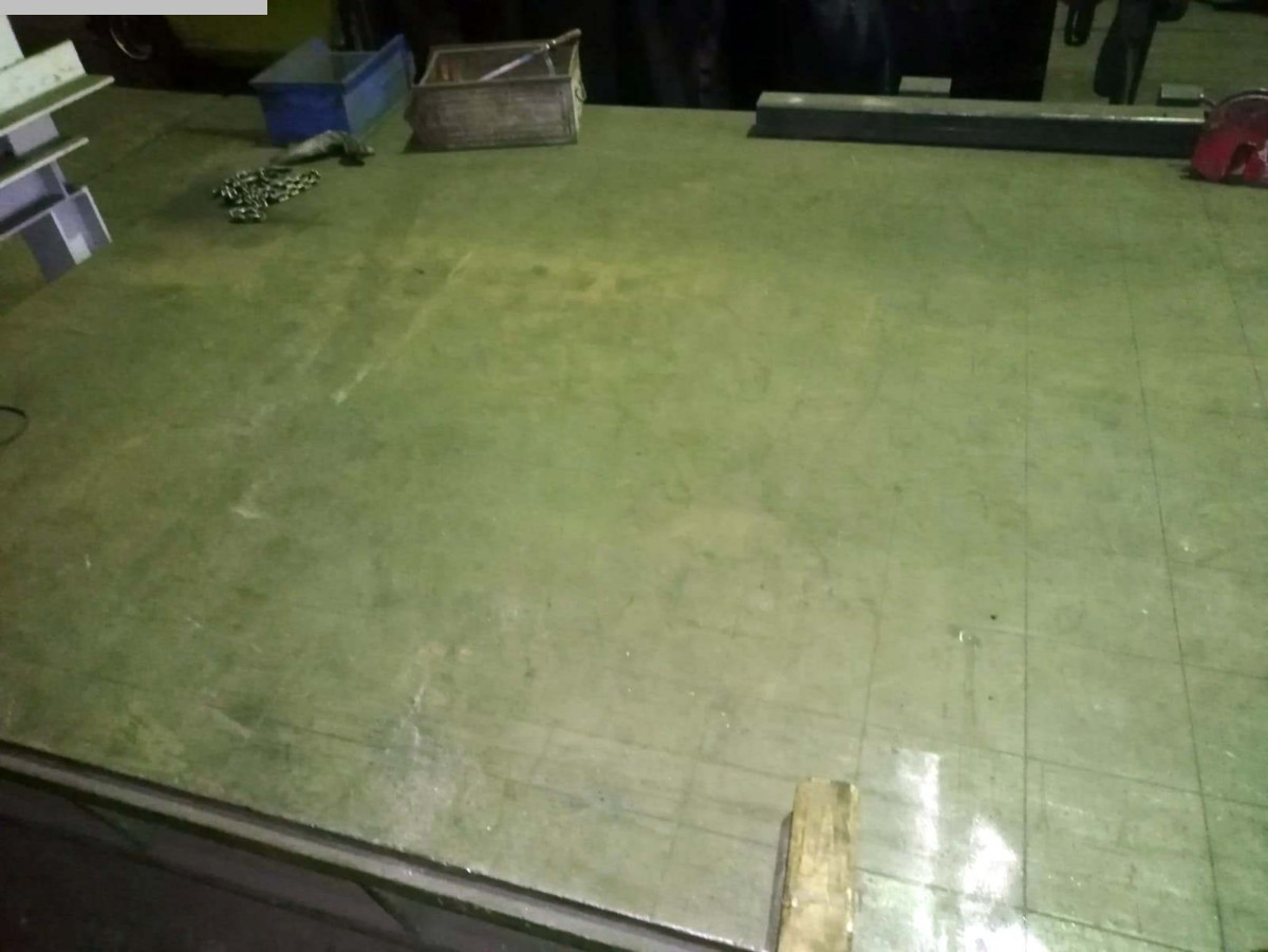 used Other accessories for machine tools Surface Plate UNBEKANNT 2000 x 3000