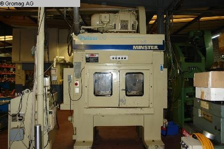 used Punching Automatic - Double Column MINSTER Pulsar 30