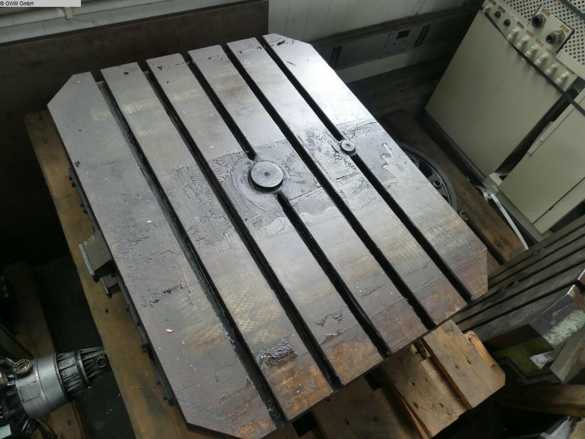 gebrauchte Maschinenzubehör etc. Aufspannplatte AUFSPANNPLATTE H.Hille 630x800