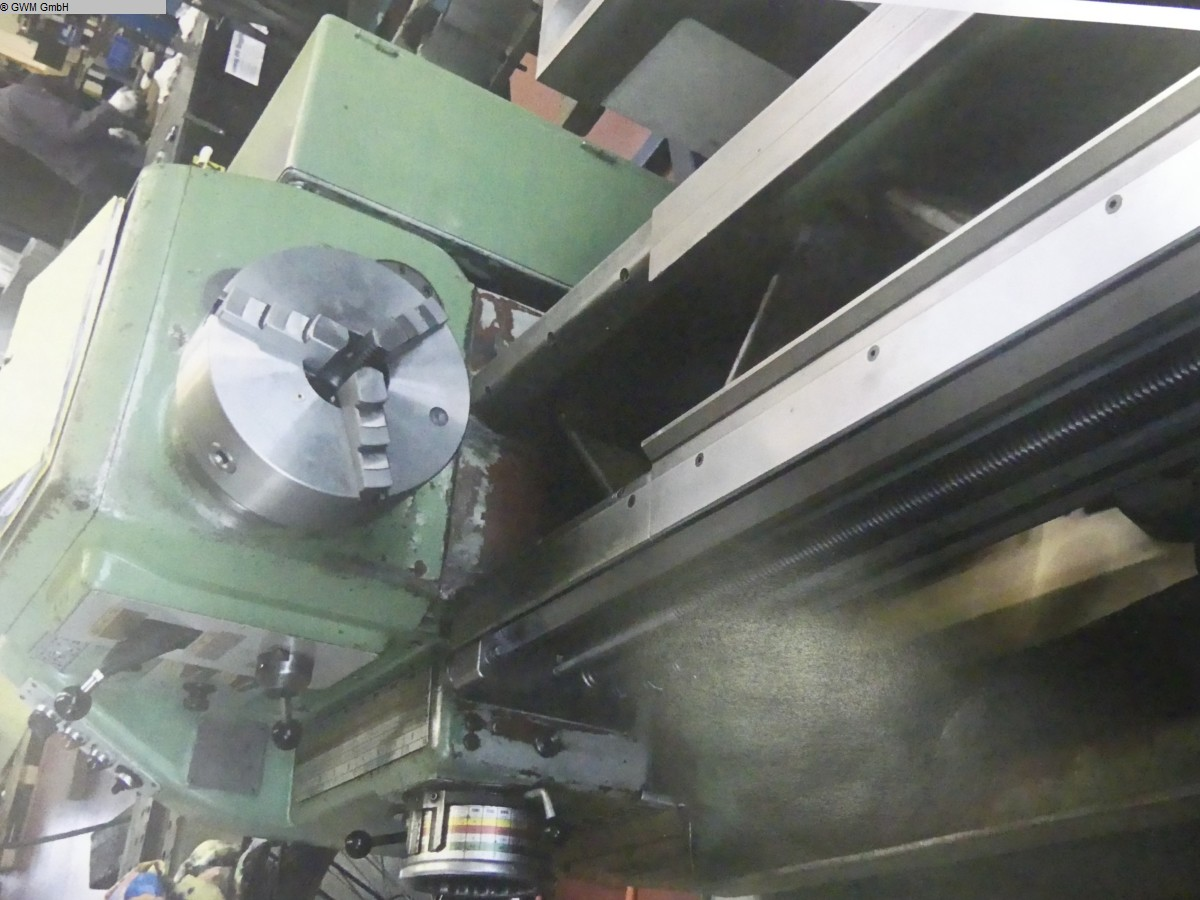used Lathes Center Lathe REIDEN T 200 U