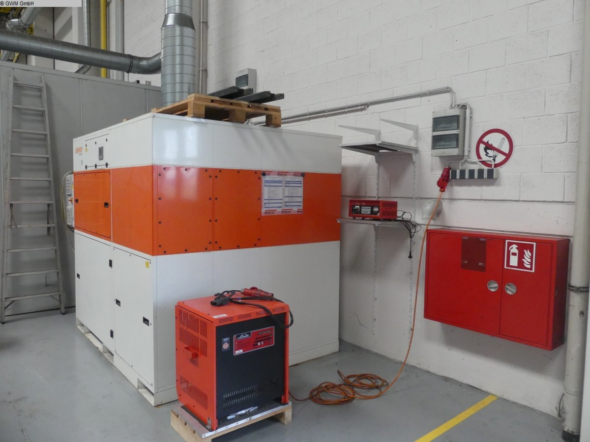 used Chip and dust extracting systems Exhausting system Kemper 811100110FU