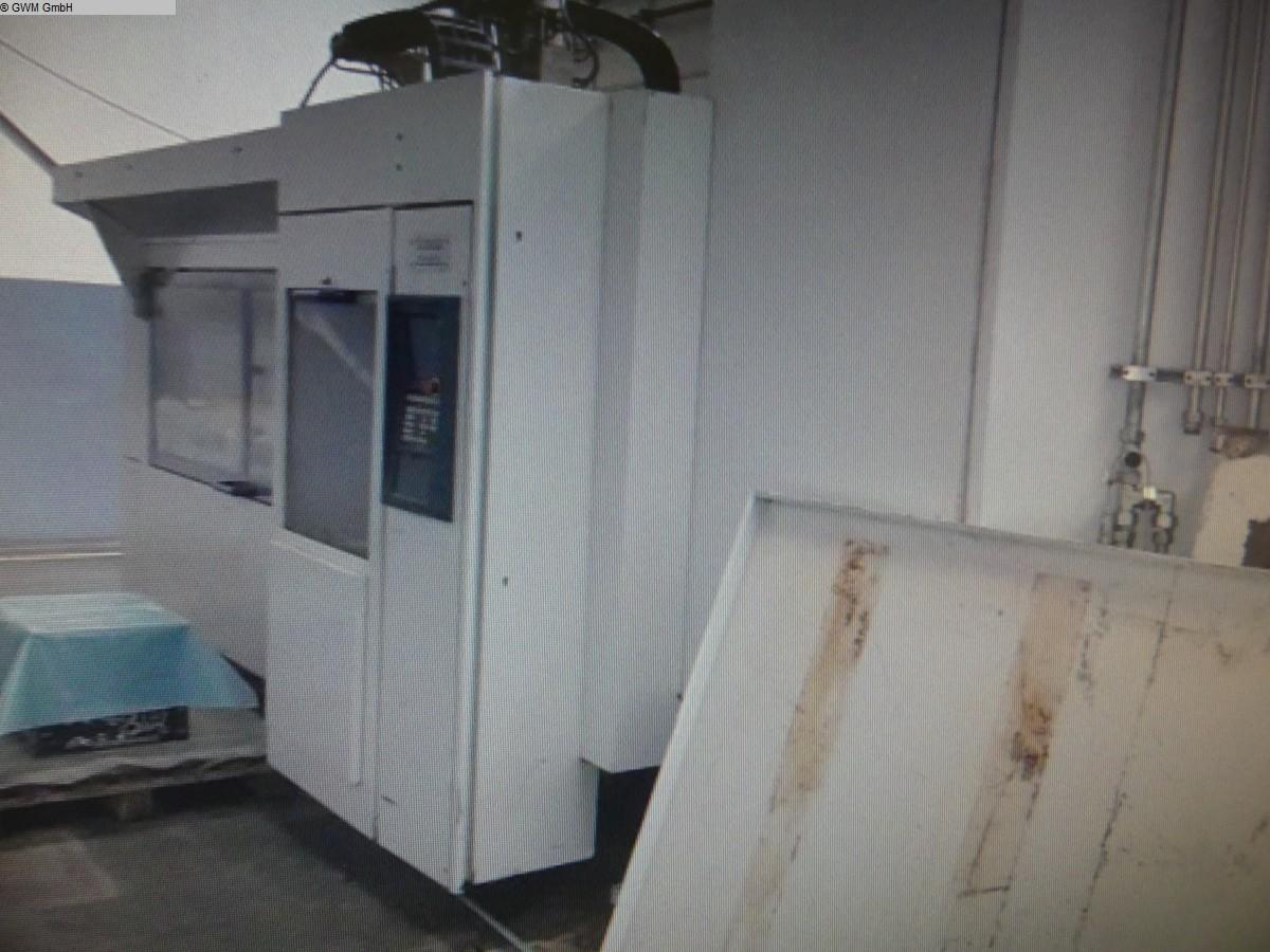 gebrauchte  Bearbeitungszentrum - Horizontal HELLER MCS - H 450