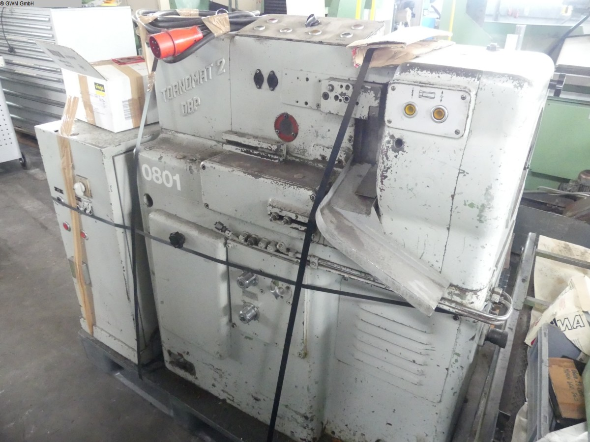 gebrauchte  Vielkantdrehmaschine HAHN & KOLB TORNOMAT 2