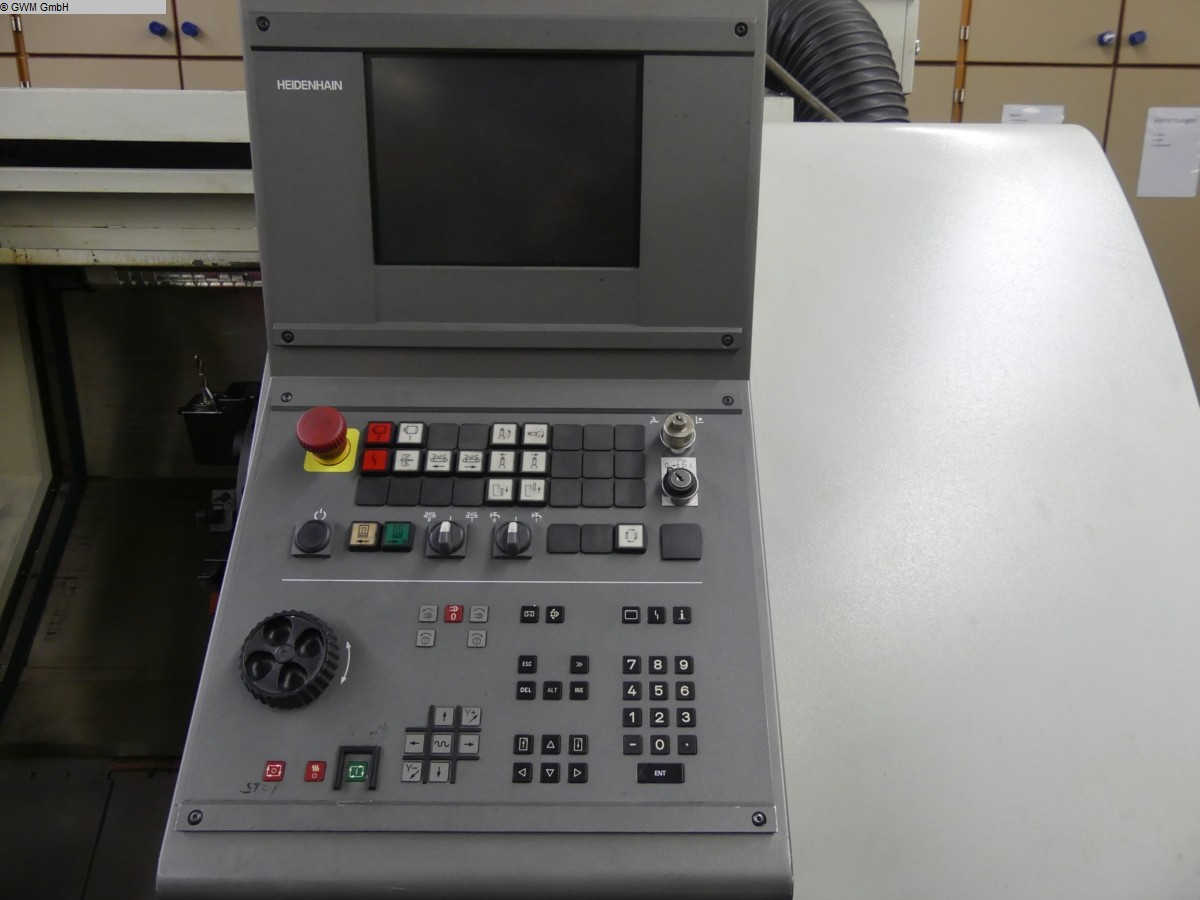 used  CNC Lathe - Inclined Bed Type GILDEMEISTER CTX 200 S2