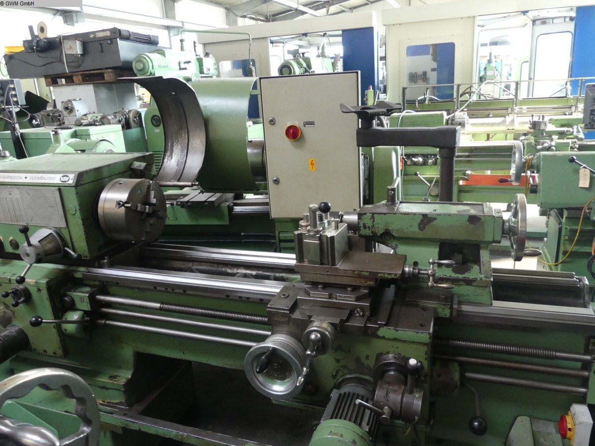 used  Center Lathe VDF HEIDENREICH & HARBECK 21 RO