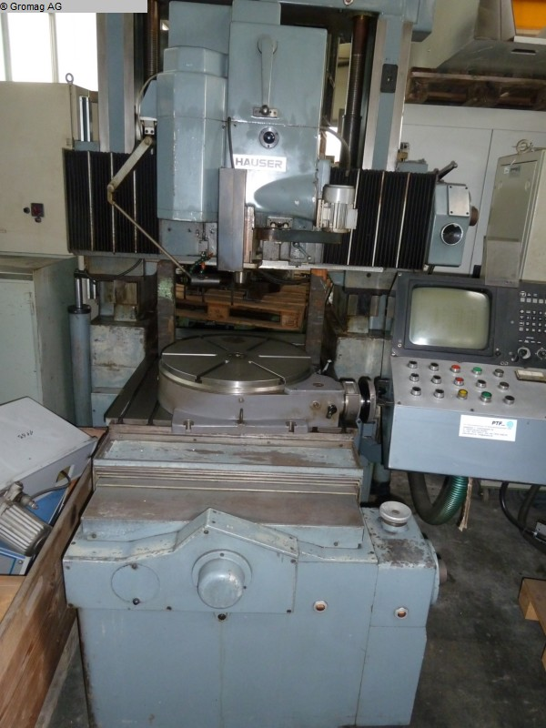 used  Jig Boring Machine HAUSER 5 DR