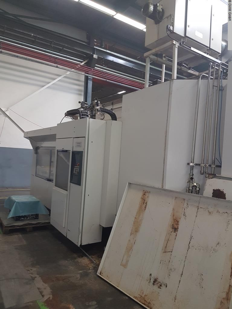 used  Machining Center - Horizontal HELLER MCS-H450