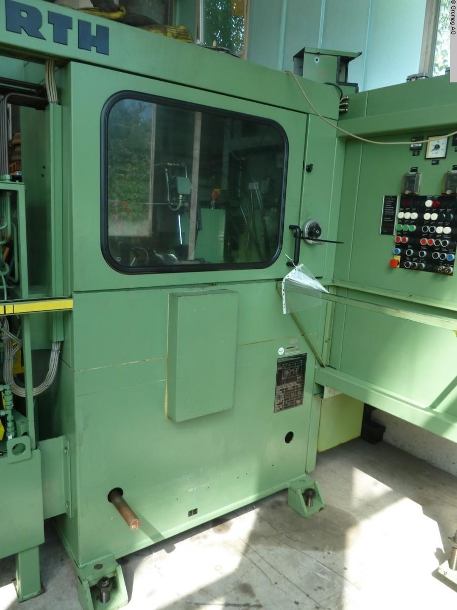 used Gear Deburring Machine HURTH ZEA 1