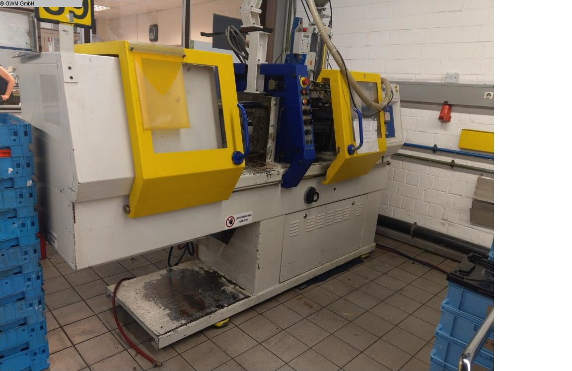 used Injection molding machine up to 1000 KN BATTENFELD BA 2050