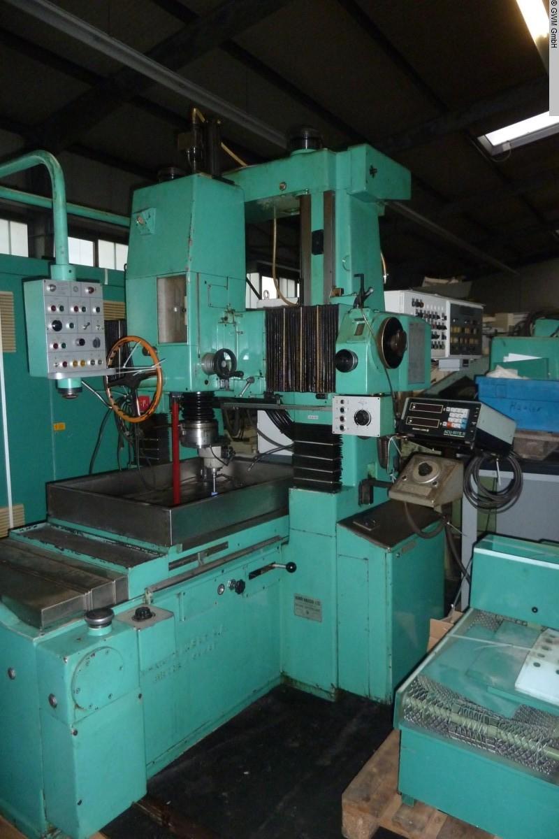Máquinas rectificadoras usadas Máquina rectificadora de plantilla HAUSER 5 SM