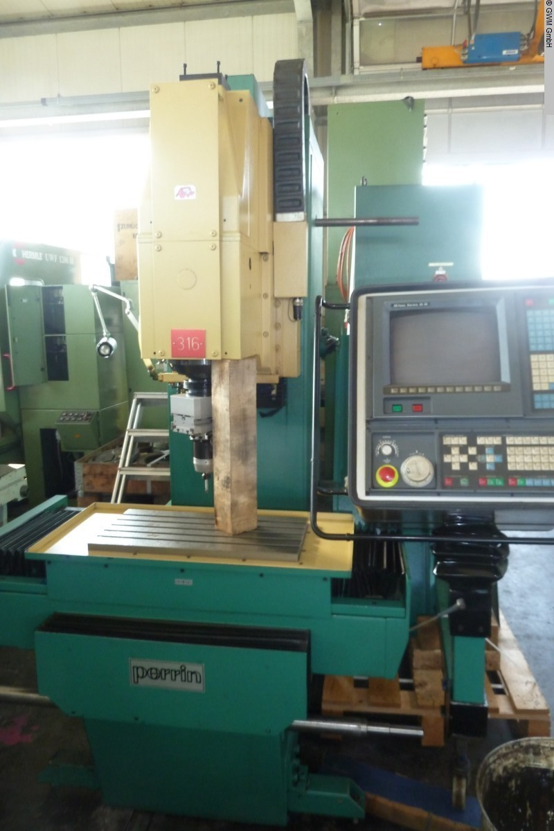 Máquinas rectificadoras usadas Máquina rectificadora de plantillas PERRIN RV 30