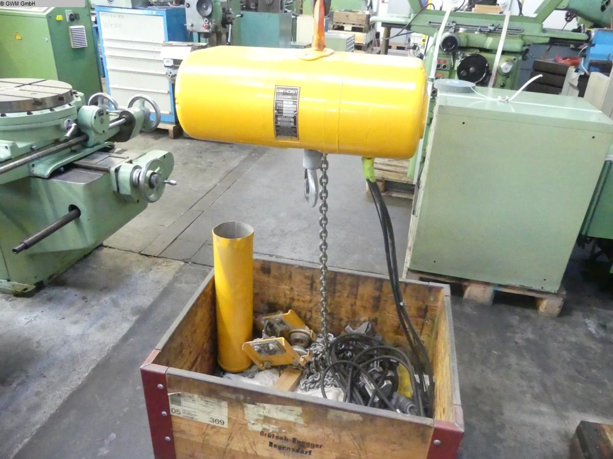 gebrauchte Förder- und Lagertechnik Krananlage HOIST CM HOIST