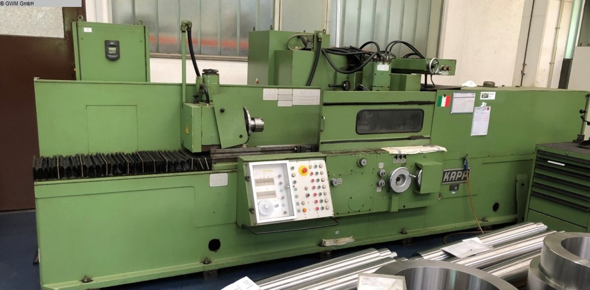 used Grinding machines Spline Shaft Grinding Machine KAPP KS 2003