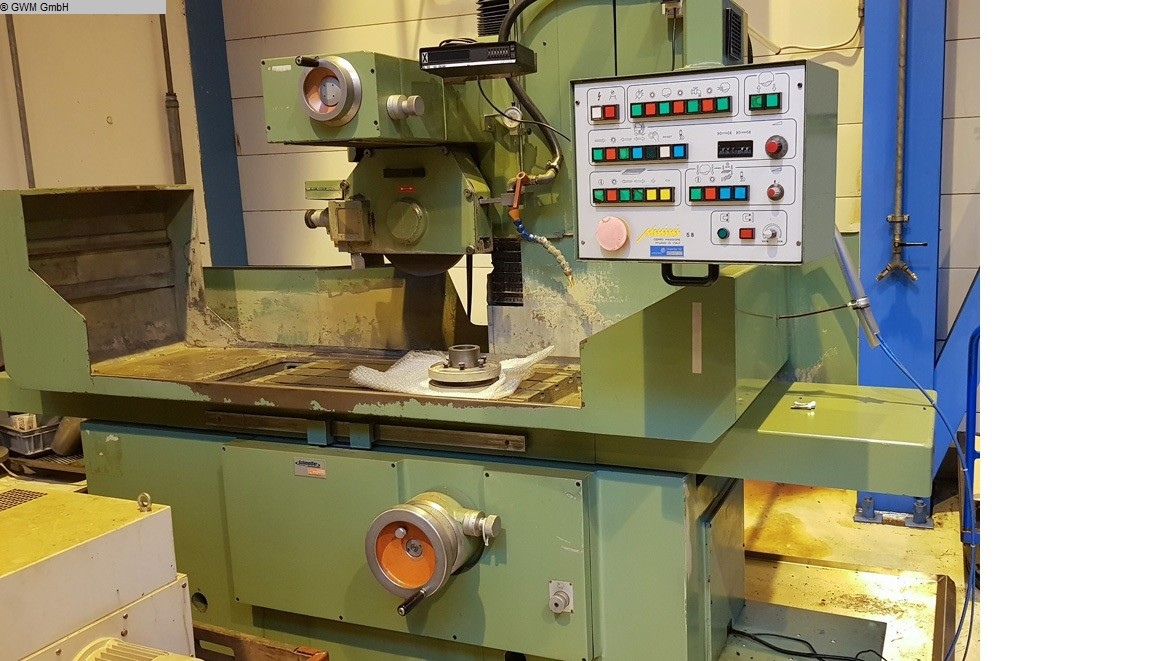 used Grinding machines Surface Grinding Machine - Horizontal MININI 500