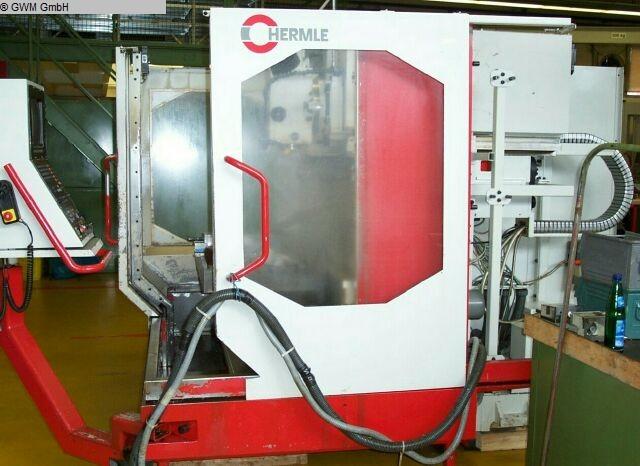gebrauchte Fräsmaschinen Werkzeugfräsmaschine - Universal HERMLE UWF 1202W