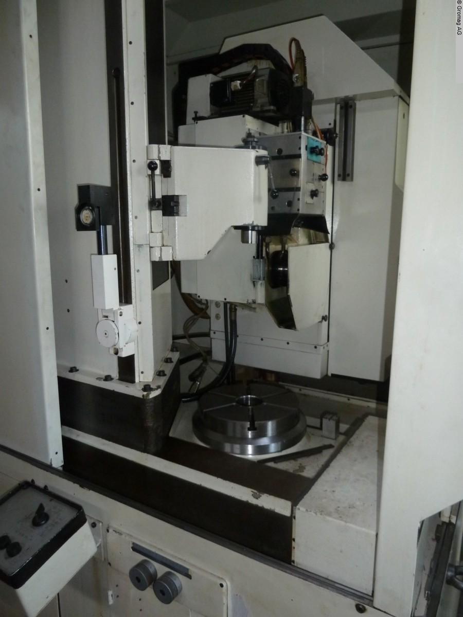 gebrauchte Verzahnungsmaschinen Zahnflankenschleifmaschine Kownatzki-Reishauer RKZ 400