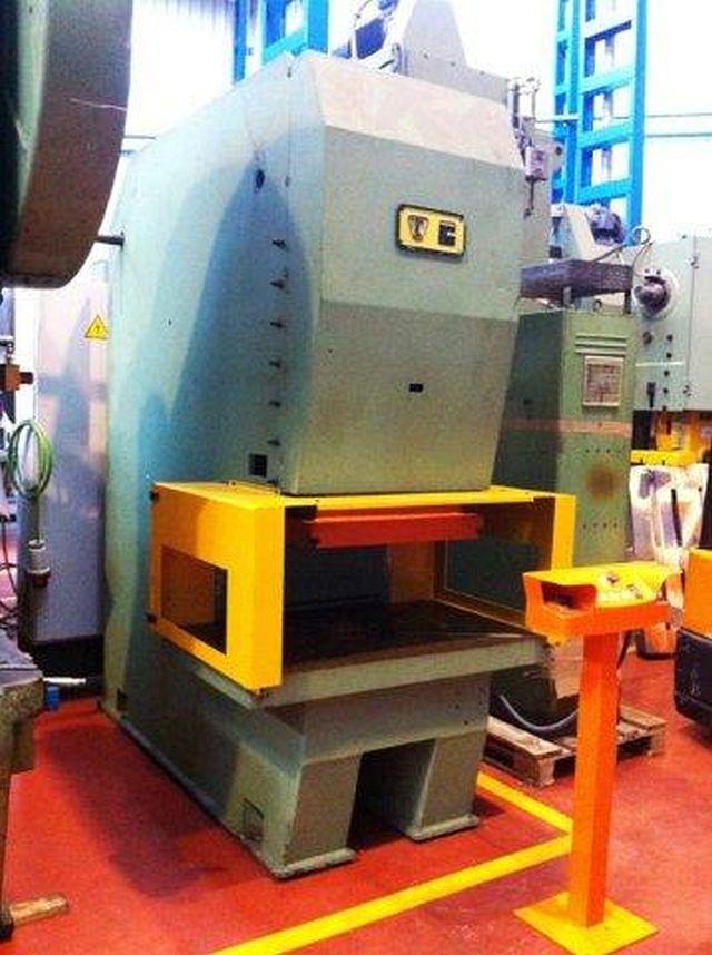 gebrauchte Maschine Einständerexzenterpresse TACI ARRASATE RN-125