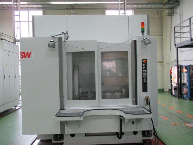 gebrauchte Maschine Bearbeitungszentrum - Horizontal SW BA W04-42