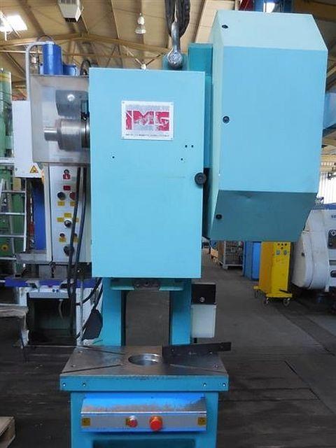 gebrauchte Maschine Einständerexzenterpresse IMS P 40 (CE)