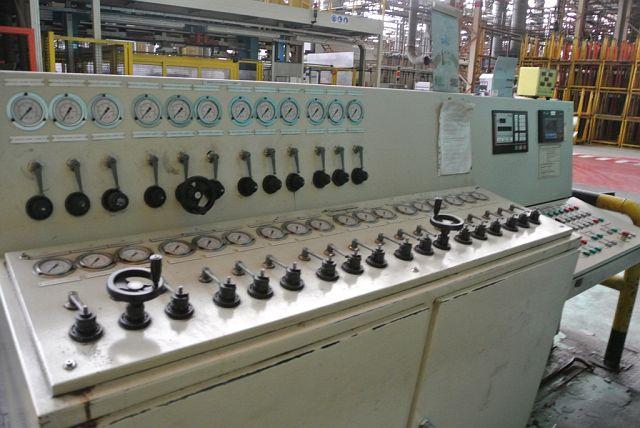 gebrauchte Doppelständerexzenterpresse ARRASATE S4-400-2760-1560