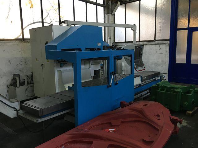 gebrauchte Maschine Bettfräsmaschine - Universal MTE KOMPAKT PLUS
