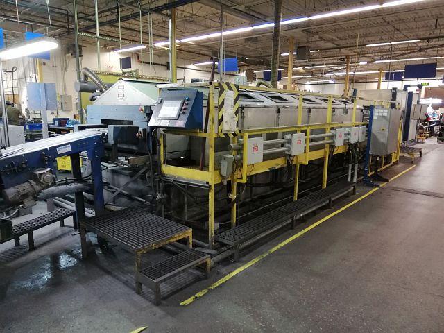 gebrauchte Maschine Waschanlage - Durchlauf EIDSCHUN E3000