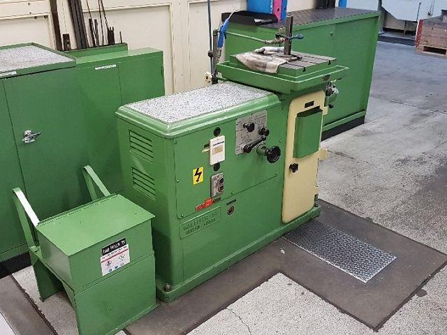 Machine à timbrer MAILLEFER MAC 500 H d'occasion