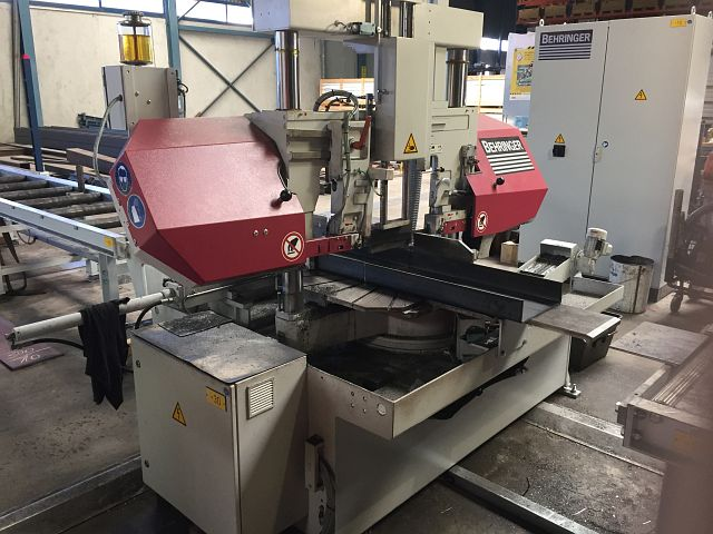 used Saws Band Saw - Automatic BEHRINGER HBP 310-523G