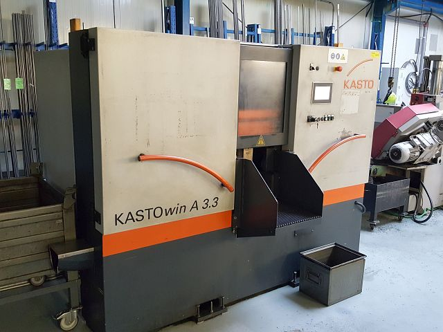 used Saws Band Saw - Automatic KASTO WIN A 3.3