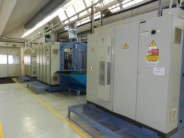gebrauchte Bearbeitungszentrum - Horizontal MCM CLOCK 600