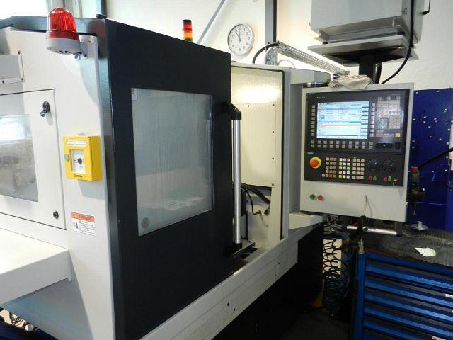 used Lathes CNC Turning- and Milling Center MAIER MLK 36D