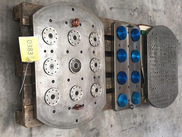 Autres accessoires pour machines-outils Table de serrage DMG DMU 80 P