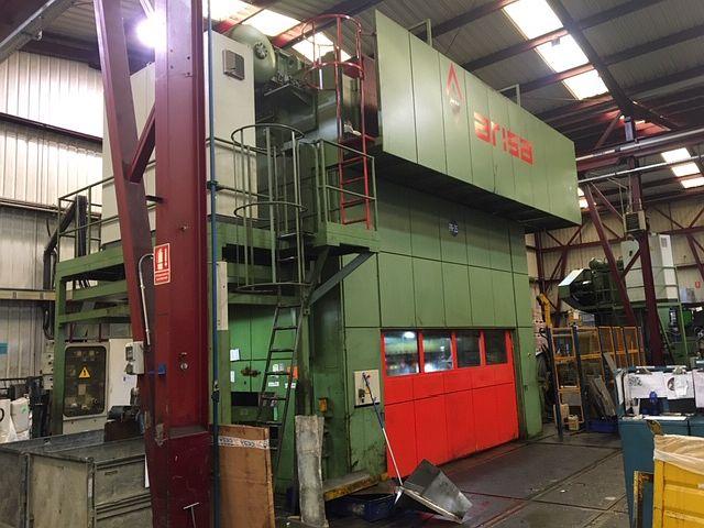 used Presses Eccentric Press - Double Column ARISA S-2-800-400-150-FD