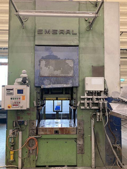 used Presses Eccentric Press - Double Column SMERAL LLR 1000