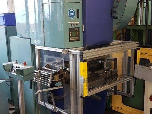 gebrauchte Pressen und Bördelmaschinen Einständerexzenterpresse BEUTLER NOVA P96-C250